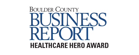 Business Report Health Care Hero Award